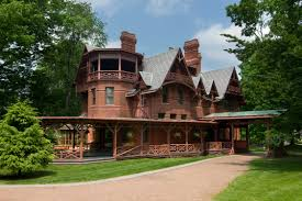 Mark Twain House Outside Picture